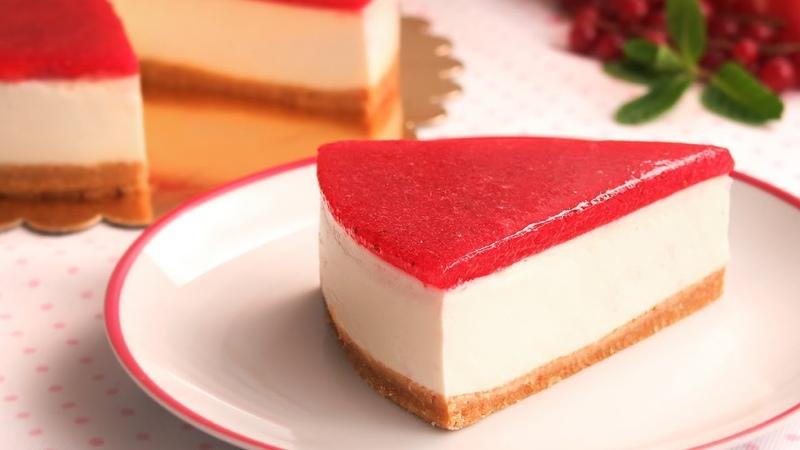 Tarta de Queso sin Horno | Receta muy fácil y riquísima