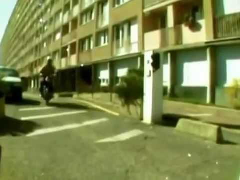 Kourtrajmé - Easy Pizza Riderz - LORD FUNK SOUNDTRACK .flv