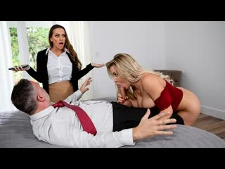 Abigail mac, amber jade amber in the hills part 2 (threesome, big tits, blonde, blouse, blowjob (pov), british, brunette)