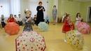Задорный танец с зонтиками Праздник Осени в детском саду Средняя группа
