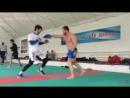 Необычные тренировки Забита Магомедшарипова