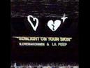 Lil peep - falling down / sunlight on your skin ft. x makonnen (mashup)