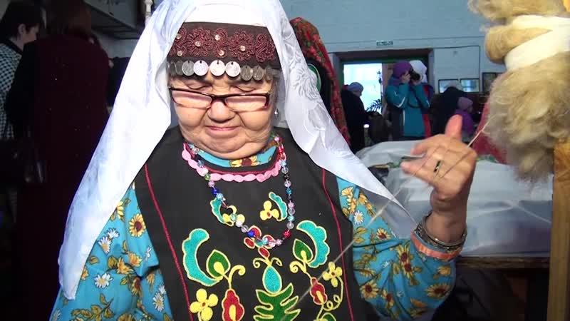 Фольклорный праздник шерсти и войлока Золотое руно, д. Теляшево, Мечетлинский р-н
