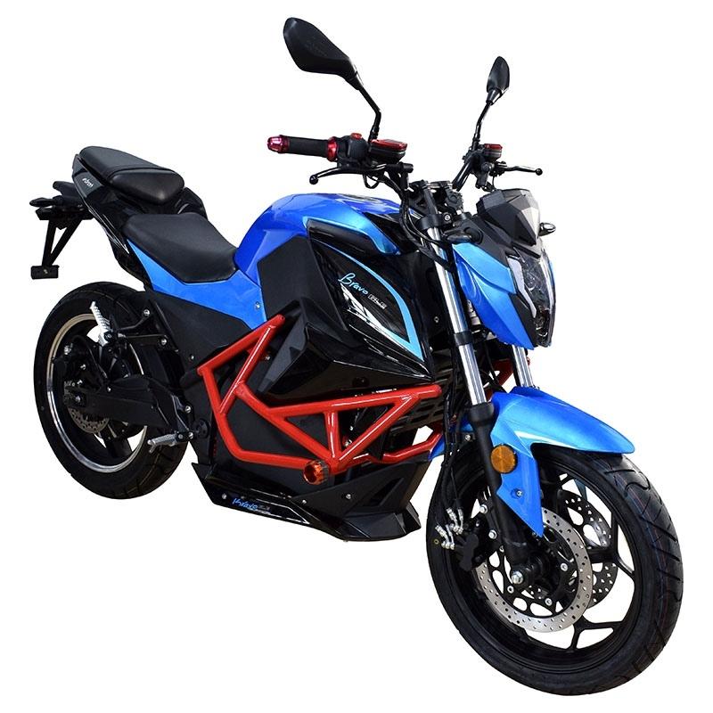 Электрический мотоцикл Ebroh Bravo GLE