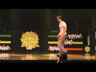 OLD SCHOOL NIGHT VOL.15 POPPING SEMI FINAL BATTLE【KITE vs MACCHO】