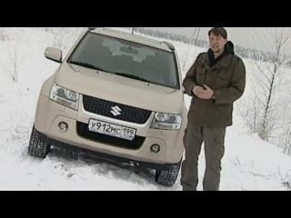 Наши тесты - Suzuki Grand Vitara V6 3.2
