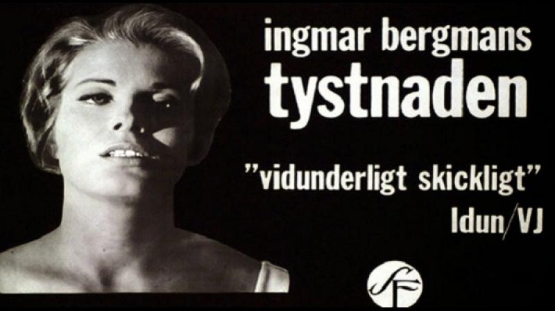 1963 Ingmar Bergman - Tystnaden - Ingrid Thulin, Gunnel Lindblom, Birger Malmsten