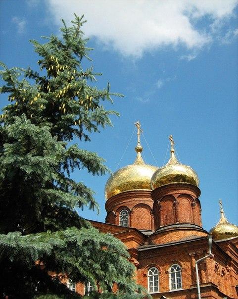 Церковь Николая Чудотворца (Никольская церковь), Саранск  Никольская ц