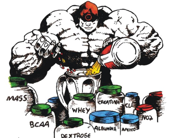 Как растут мышцы после тренировки у женщин и мужчин