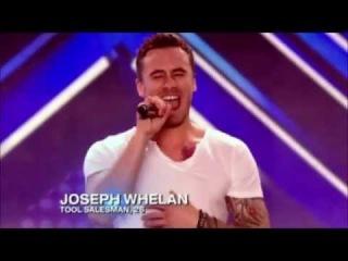 """��� """"�-������"""" �������� 2012 . ������ ����� � ������ ������ """"��� ��������"""" (Led Zeppelin) - """"�������-������� ������"""" (""""Whole Lotta Love""""). """"X-Factor"""" UK 2012. Joseph Whelan  with the song of """"Led Zepp"""