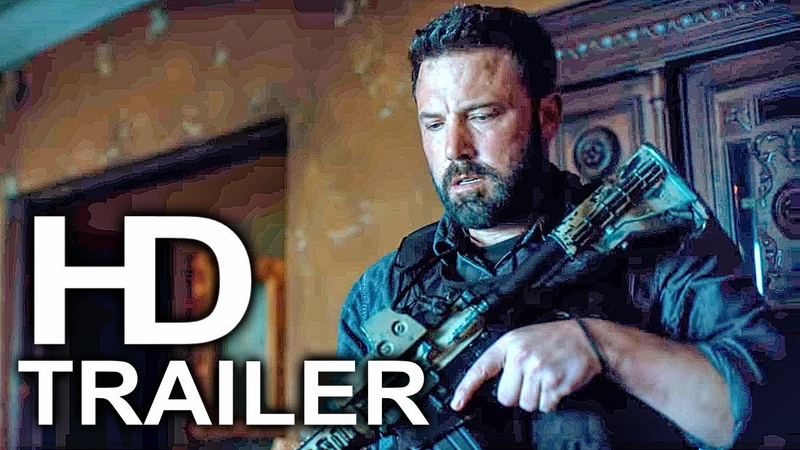 TRIPLE FRONTIER Trailer 1 NEW (2019) Ben Affleck, Pedro Pascal Netflix Action Movie HD