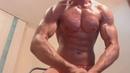 Flexing muscle cut Сгибая мускулы сечения