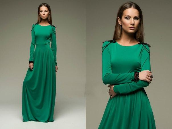 34340867724cf9d платье в пол с рукавами на 48-50 размер