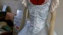 Disney Cinderella Dress Bodice Sleeve Tutorial Part 2 of 2