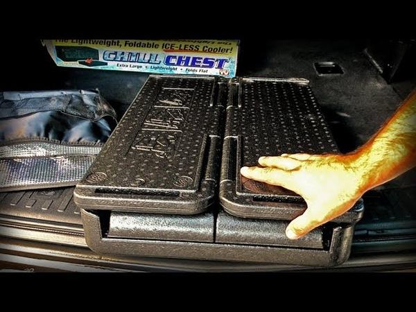 Крутые товары из китая для автомобиля/Тестируем автохолодильники