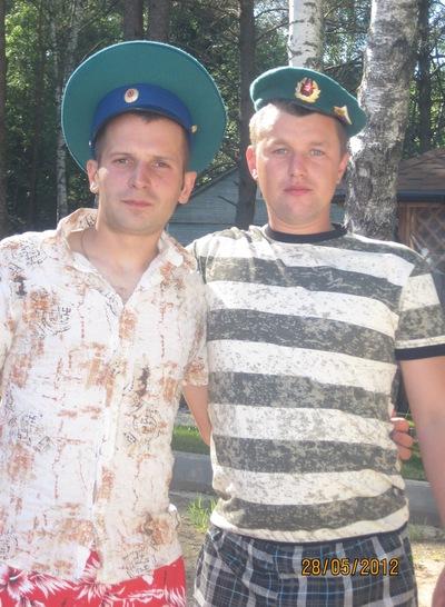 Сергей Хадасевич, 20 июля , Архангельск, id207363860