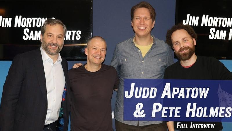 Judd Apatow Pete Holmes - Louis C.K.'s Leaked Set, Artie Lange, 'Crashing' - Jim Sam Show