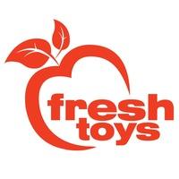 Fresh Toys / Фреш Тойз - игрушки со сладостями