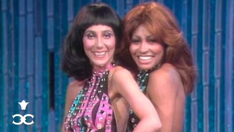 Cher Tina Turner - Shame, Shame, Shame (Live on The Cher Show, 1975)