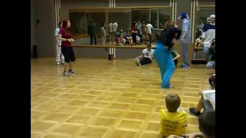 FREESTYLE ZOME I MINSK I DANCE BATTLE