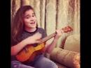 Микелла Абрамова 10лет сама сочинила песню ❤ из инстаграма Алсу alsou a 💫