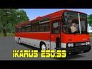 Омси 2 мод автобус Ikarus 250.59 OMSI 2 Add-On Coachbus 250