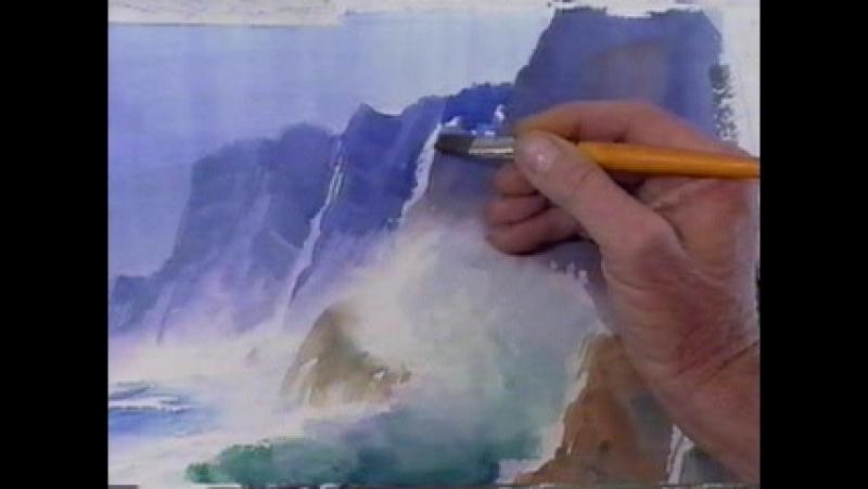 E John Robinson Seascapes in Watercolour Disc 1