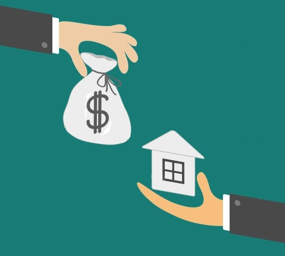 передача денег при продаже недвижимости