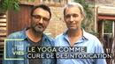 Le Yoga comme cure de désintoxication le parcours de Stéphane Haskell Mille et une vies