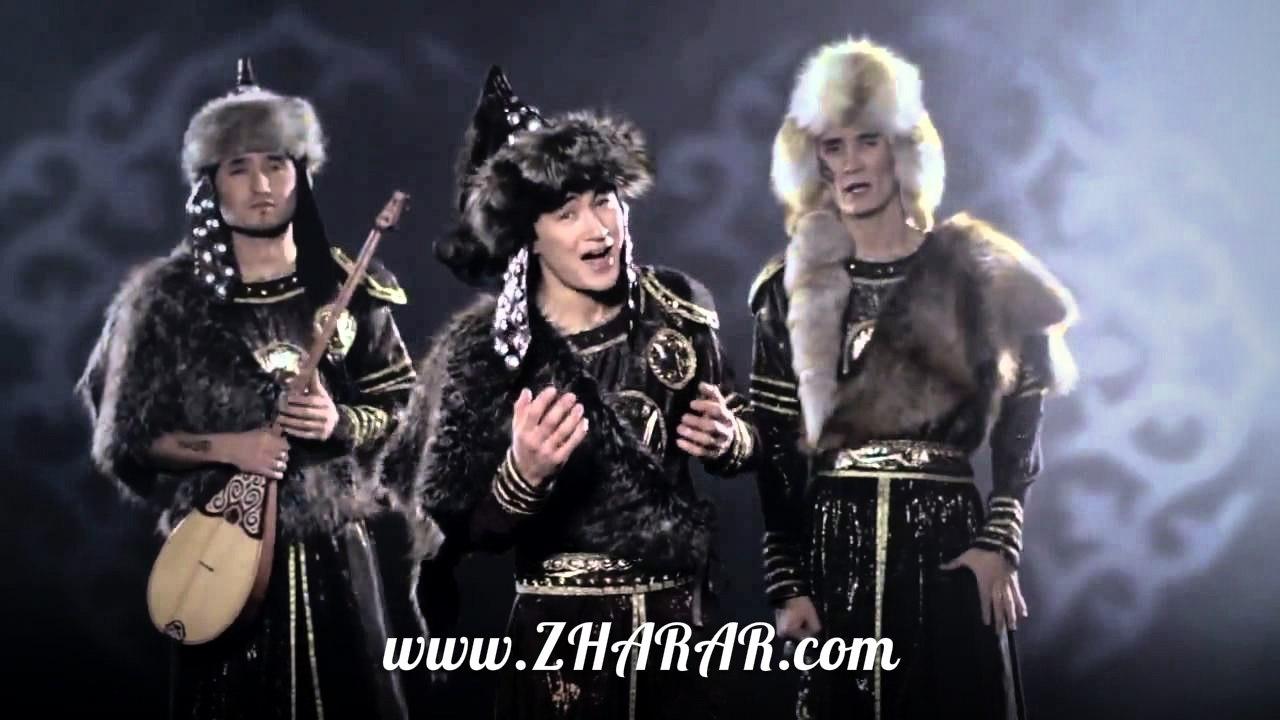 Қазақша Бейне Клип: Алашұлы тобы - Жарапазан (2011)