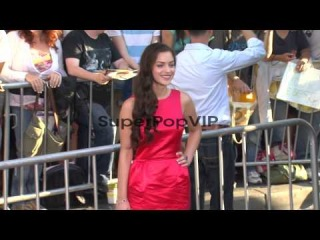 Odeya Rush at The Odd Life of Timothy Green Premiere on 8...