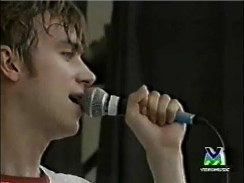 Blur - Live in Sonoria Festival, Parco Aquatica, Milan, Italy (08/07/1994)