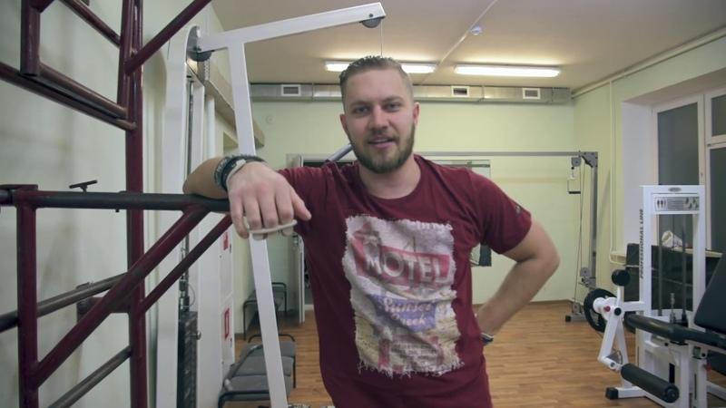 Новый уровень День 62 5 упражнений по 100 повторений