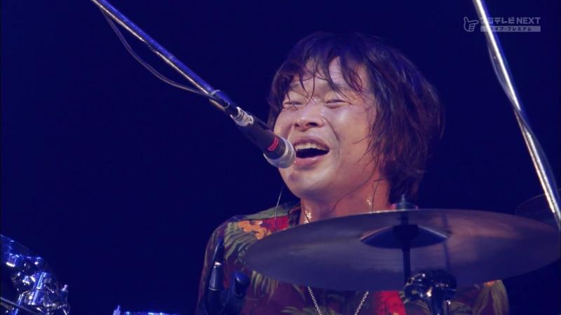 Tokyo Ska Paradise Orchestra - J-WAVE LIVE SUMMER JAM 2018 (FujiTV NEXT 2018.09.22)