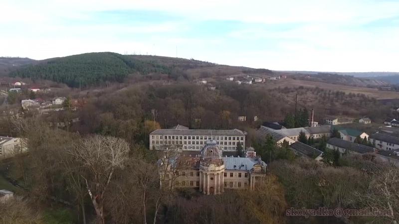 Коропецький палац Бадені (квадрокоптер)