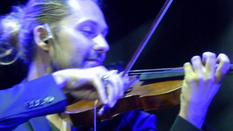 David Garrett - O Sole Mio Verona 05.09.2015 Teatro Romano