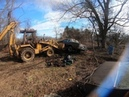 Farm scrap metal cleanup day three