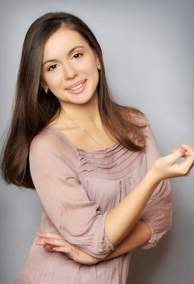 Лена Андрющенко, 28 марта 1991, Калуга, id135607482