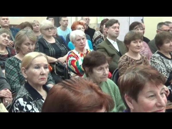 юбилейный концерт О Плотникова 06 01 2019 часть 1