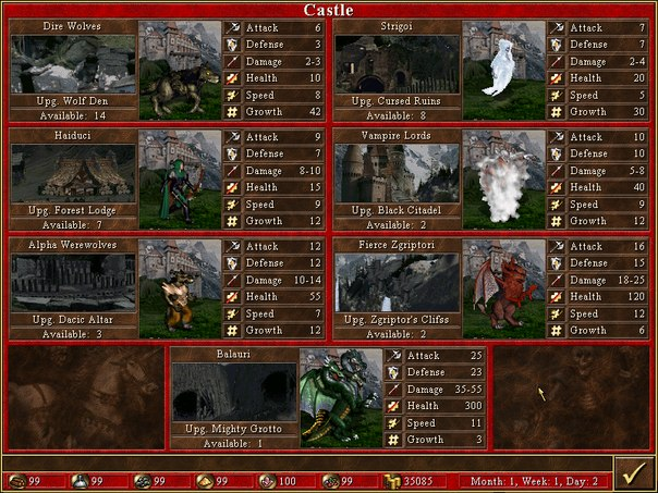 Wog erm heroes might and magic iii in the wake of gods герои меча и. Олежа,