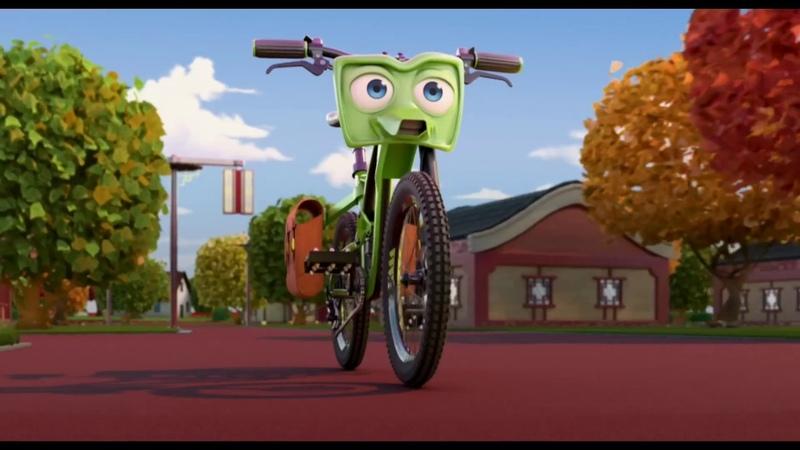 Велотачки дублированный трейлер в кино с 2 мая 2019