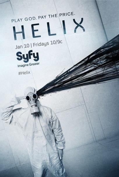 Спираль 1-2 сезон 1-13 серия LostFilm | Helix