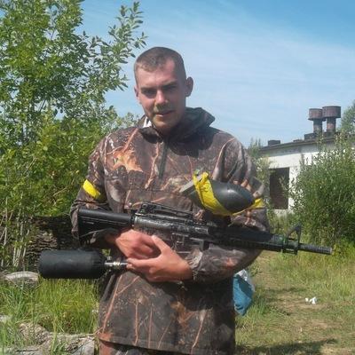 Игорь Хомченко, 14 ноября , Витебск, id112092061
