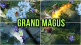 hexOr Playing Grand Magus Custom Map vs TOP Rank Immortal Players LIVE @ dota-lan.de - Dota 2 #2
