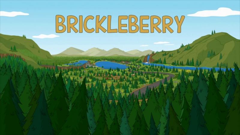 Brickleberry | бриклберри