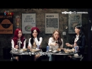 Show 181016 Real Idol Nutritional Supplement Healing Project Idol Meat Diet Competition 2 @ Cosmic girls