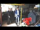 Визит министра строительства ЖКХ и энергетики Удмуртской Республики в Сарапул
