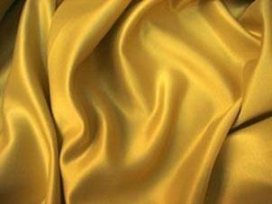 ...волнистой поверхностью Сатин - гладкая сияющая ткань с сатиновым переплетением нитей, изготавливается из.
