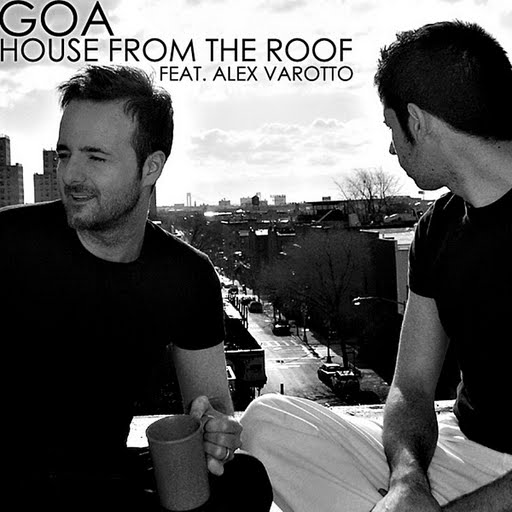 GOA альбом House From The Roof (2-Track Single)