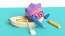 Малышарики - новые серии - Весело плывем - Развивающие мультики для самых маленьких